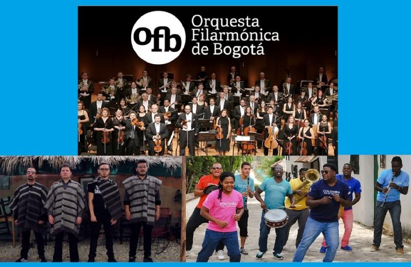 conciertos Bogotá Diciembre 2017