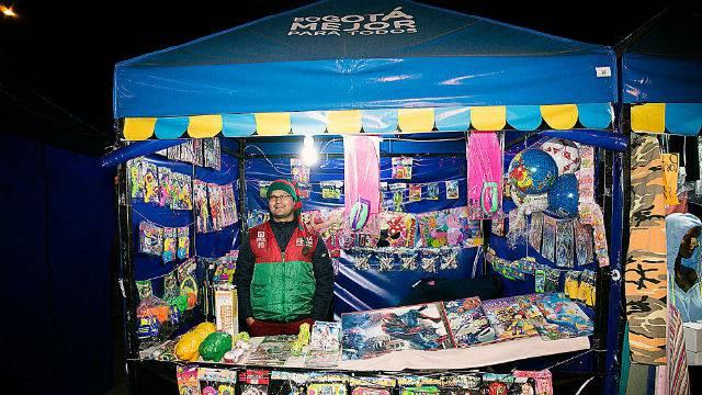 Ferias Navideñas Bogotá