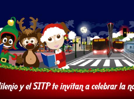 Conoce la Ruta de la Navidad que tendrá TransMilenio y el horario en el que funcionará