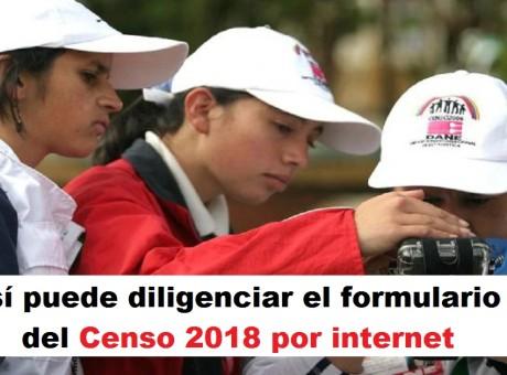 Así puede diligenciar el formulario del Censo 2018 por internet censo DANE 2018 Radio Universitaria URepublicanaRadio