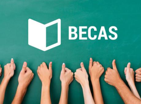 becas España 2018