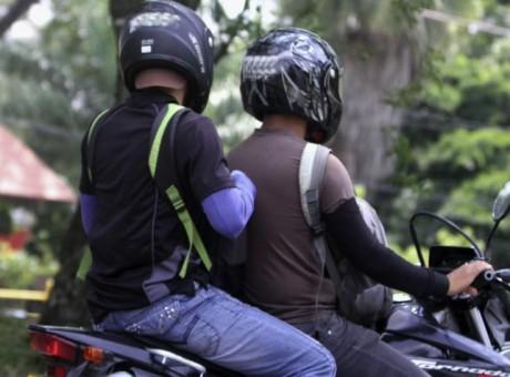 motociclistas parrillero sanciones Bogotá