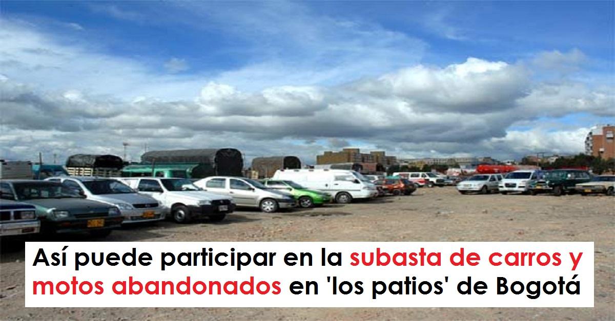 Subasta De Carros >> Le Interesa Asi Puede Participar En La Subasta De Carros Y