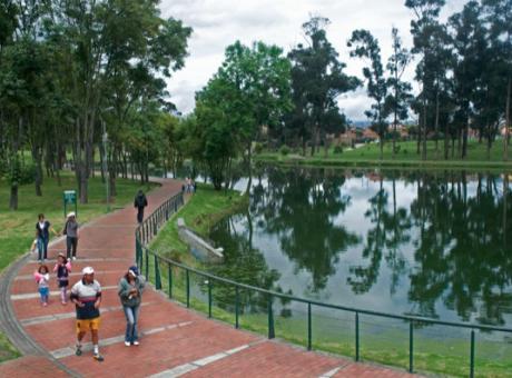Parque Metropolitano Timiza - Los mejores parques de Bogotá - radio universitaria urepublicanaradio, foto vía IDRD