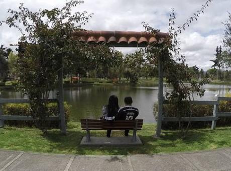 Parque de los Novios - Los mejores parques de Bogotá radio universitaria urepublicanaradio, foto vía web Alcaldía de Bogotá