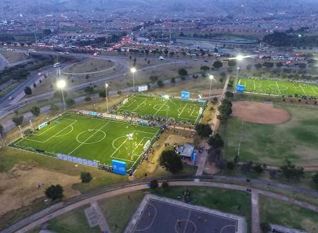 Parque el Tunal - Los mejores parques de Bogotá radio universitaria urepublicanaradio, foto vía IDRD