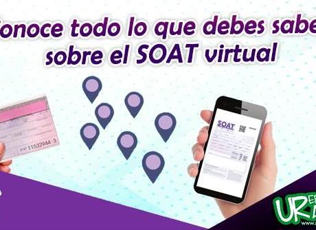 SOAT virtual - Conoce todo lo que debes saber sobre el SOAT virtual radio universitaria urepublicanaradio