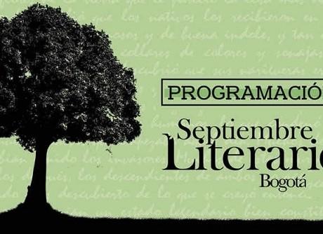 Septiembre Literario programación lleno de eventos gratuitos en Bogotá radio universitario urepublicanaradio