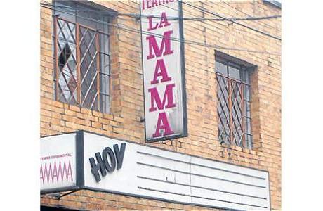 Teatro lamama - Conoce los mejores teatros de Bogotá .- radio universitaria urepublicanaradio foto vía El Tiempo