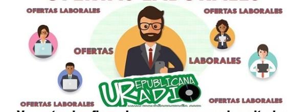 Vacantes los fines de semana para universitarios  en Bogotá – septiembre 2018