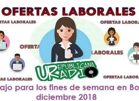 Convocatoria Bogotá 980 vacantes para trabajar en entidades del Distrito radio universitaria urepublicanaradio radio universitaria urepublicanaradio