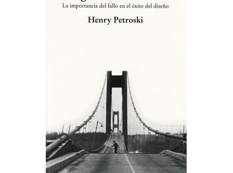 Libro La Ingeniería es Humana de Henry Petrosky - Los 10 mejores regalos para un Ingeniero Industrial radio universitaria urepublicanaradio