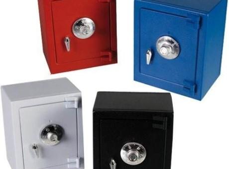 Mini caja de seguridad - Los 10 mejores regalos para contadores públicos radio universitaria urepublicanaradio