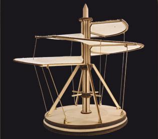 Modelo inventos de Leonardo Da Vinci - Los 10 mejores regalos para un Ingeniero Industrial radio universitaria urepublicanaradio