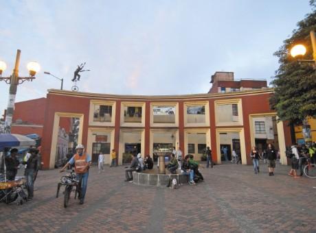 Chorro de Quevedo - Diez lugares para visitar gratis en el centro de Bogotá Radio Universitaria URepublicanaRadio, foto vía El Espectador