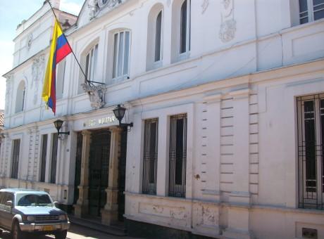 Museo Militar de Colombia - Diez lugares para visitar gratis en el centro de Bogotá Radio Universitaria URepublicanaRadio foto vía Wikipedia