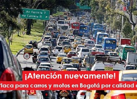 Pico-y-Placa-para-carros-y-motos-en-Bogotá-por-calidad-del-aire-En-Bogotá-circulan-cerca-de-un-millón-de-carros-particulares-foto-vía-El-Tiempo