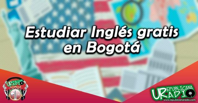 Estudiar inglés gratis en Bogotá radio universitaria urepublicanaradio corporación universitaria republicana
