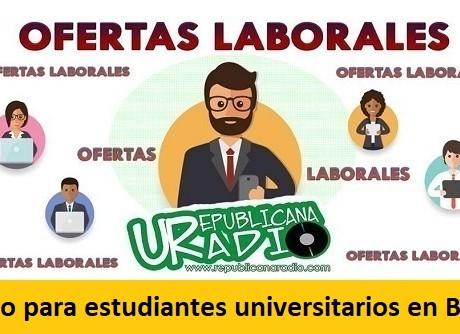 Trabajo para estudiantes universitarios en Bogotá -radio-universitaria-urepublicanaradio