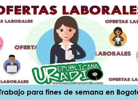 Trabajo para fines de semana en Bogotá-radio-universitaria-urepublicanaradio