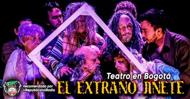teatro_ El extraño jinete