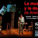 La muerte y la doncella, obra de teatro recomendada - URepublicanaRadio