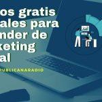 Cursos gratis virtuales para aprender de marketing digital